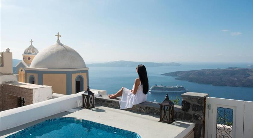 SERENITY SUITES & VILLA in Santorini - 2019 Prices,Photos,Ratings - Book Now