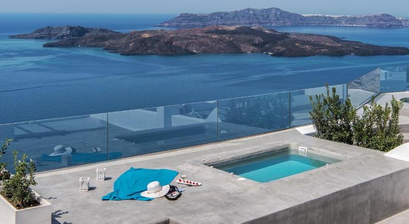 VILLA IRINI FIRA in Santorini - 2019 Prices,Photos,Ratings - Book Now