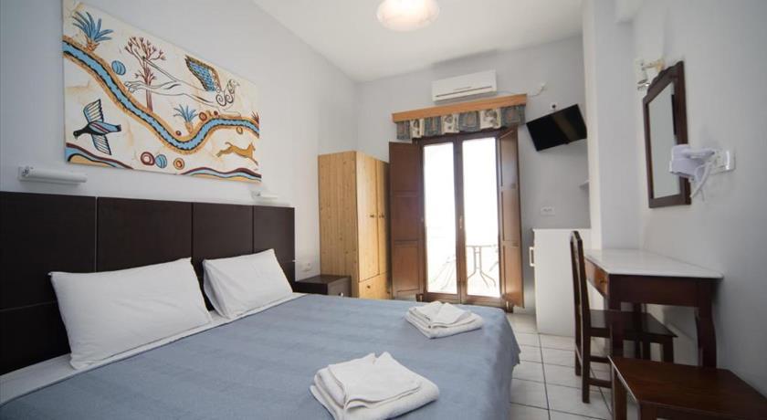 Villa Stella, Hotel in Fira, Greece - Santorini View