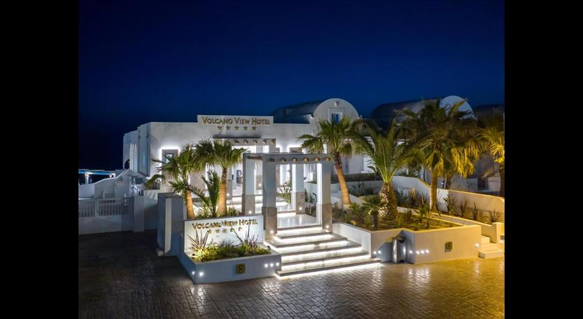 Volcano View by Caldera Collection, Hotel in Fira, Greece - Santorini View