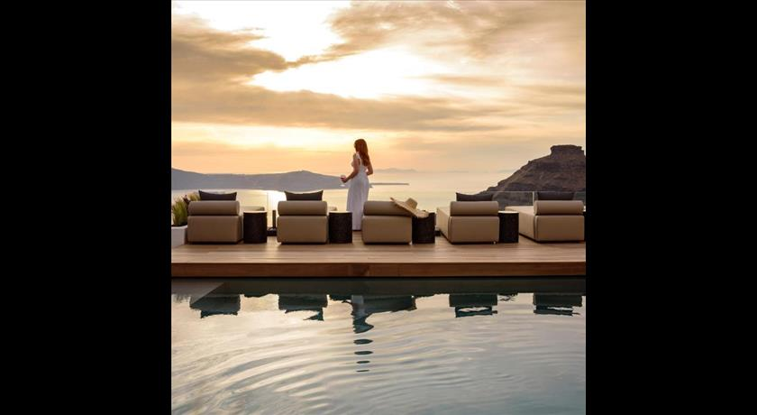 Agnadema Apartments, Hotels in Firostefani Caldera - Santorini View