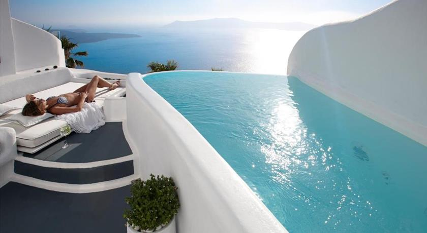 INFINITY SUITES & DANA VILLAS in Santorini - 2019 Prices,VIDEO,Ratings - Book Now