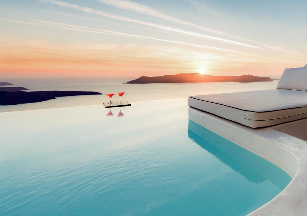 Infinity Suites Amp Dana Villas In Santorini 2020 Prices
