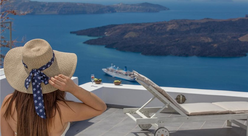 DIMITRIOS CAVE HOUSE in Santorini - 2019 Prices,Photos,Ratings - Book Now