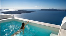 Homeric Poems, Hotels in Firostefani Caldera - Santorini View