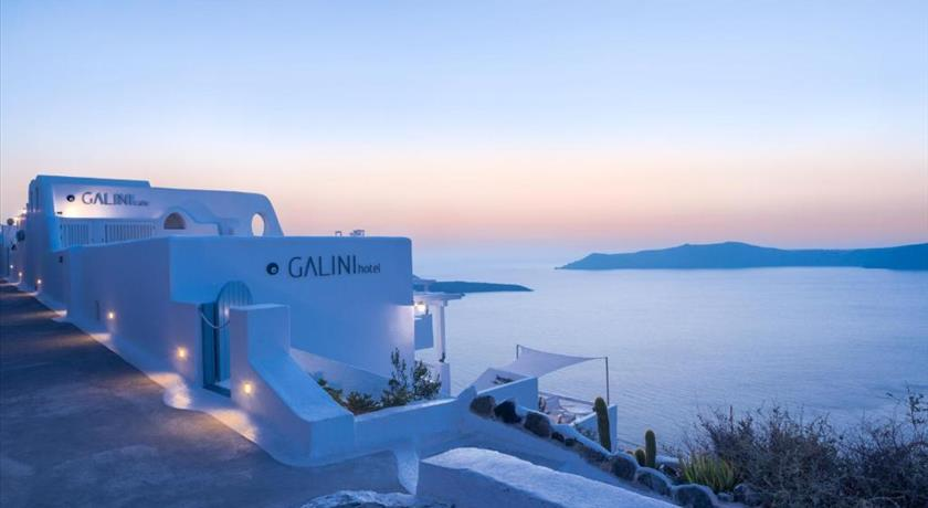 HOTEL GALINI in Santorini - 2019 Prices,Photos,Ratings - Book Now