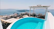 Kafieris Apartments - on the Cliff, hotels in Firostefani