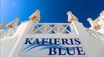 Kafieris Blue Studios, hotels in Firostefani