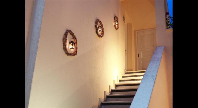 Reverie Santorini Hotel, Hotels in Firostefani Caldera, Aerial ...