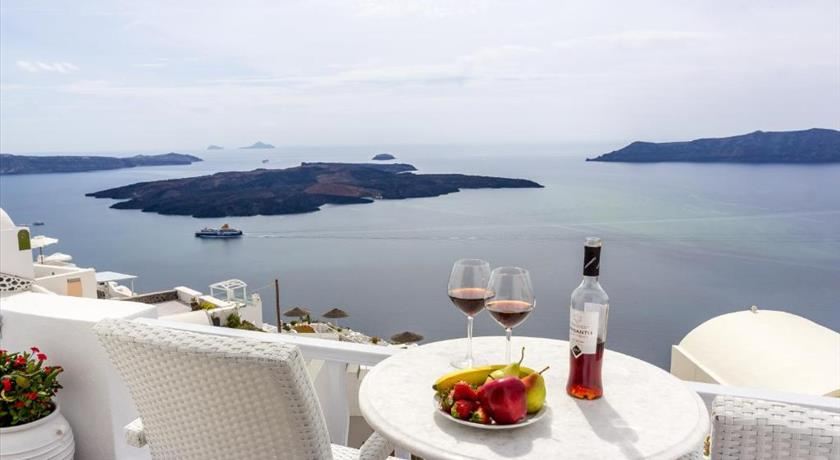 SANTORINI VIEW STUDIOS - FIROSTEFANI CALDERA in Santorini - 2019 Prices,Photos,Ratings - Book Now
