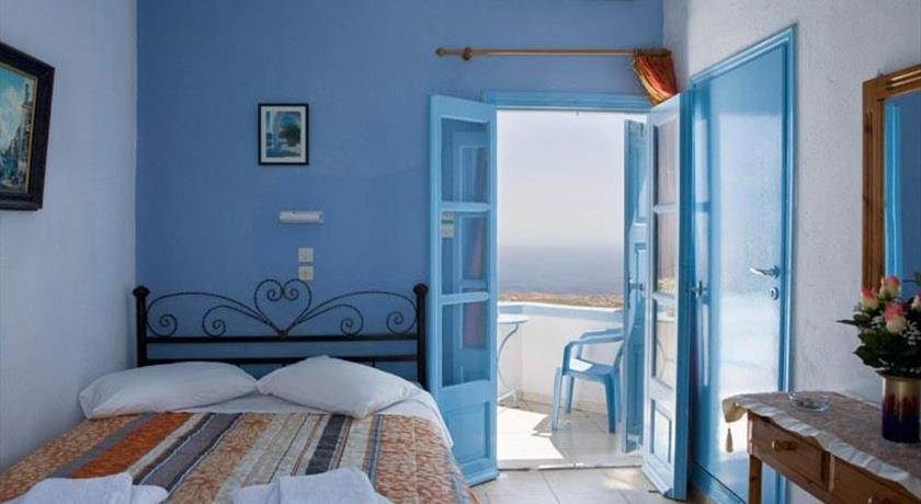 Stella Nomikou Apartments, Hotels in Firostefani, Greece - Santorini View