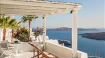 Sun Rocks Relais & Chateaux, hotels in Firostefani