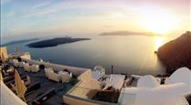 Sunset Hotel, hotels in Firostefani