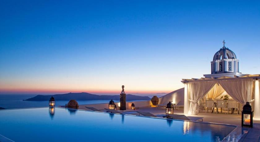 The Tsitouras Collection, Hotels in Firostefani Caldera - Santorini View