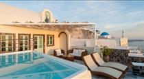 Vallas Apartments & Villas, hotels in Firostefani