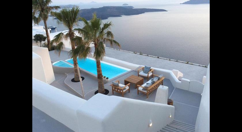 VILLA AURA in Santorini - 2021 Prices,VIDEO,Ratings - Book Now