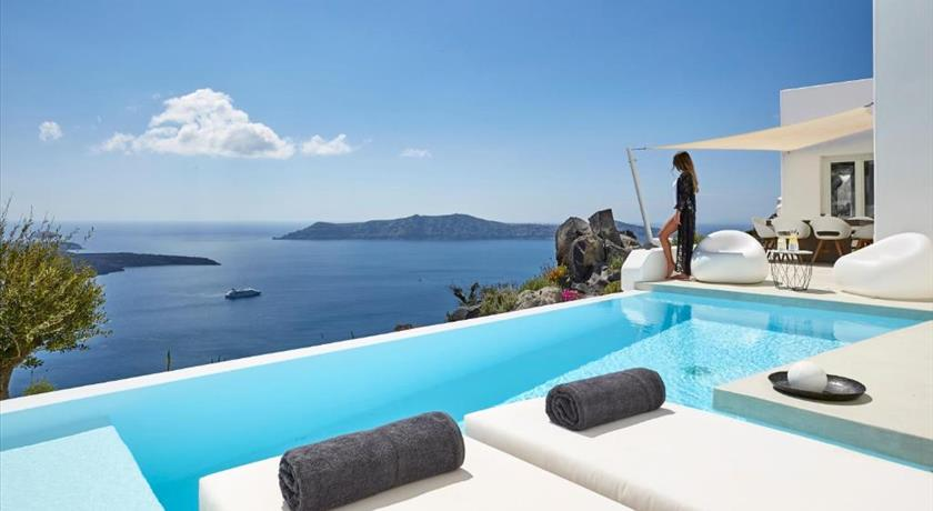 VILLA ETHERAS in Santorini - 2019 Prices,Photos,Ratings - Book Now