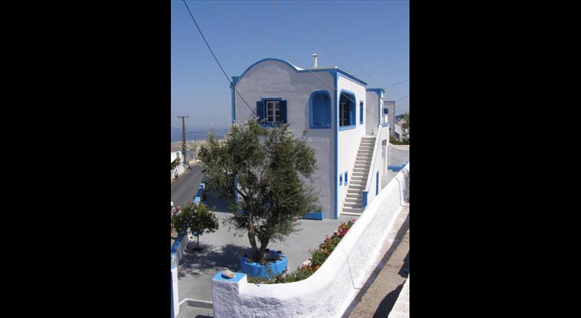 Villa Firostefani, Hotels in Firostefani, Greece - Santorini View