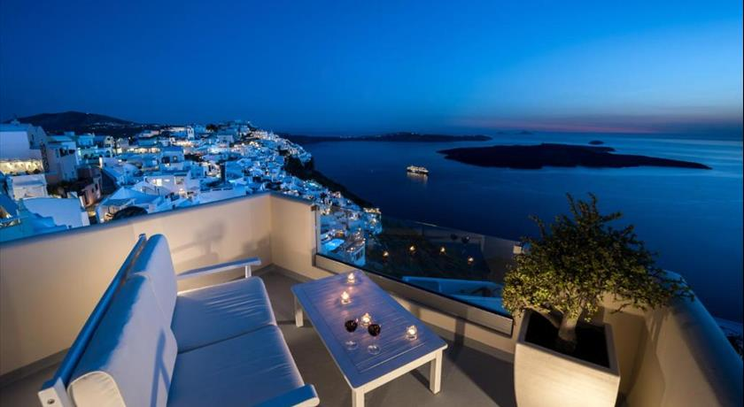 Villa Maria Damigou, Hotels in Firostefani, Greece - Santorini View