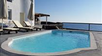 Abelomilos Exclusive Villa, hotels in Imerovigli