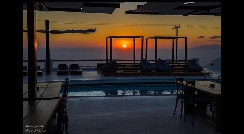 Abrazo 8 Villas, Hotel in Imerovigli, Greece - Santorini View