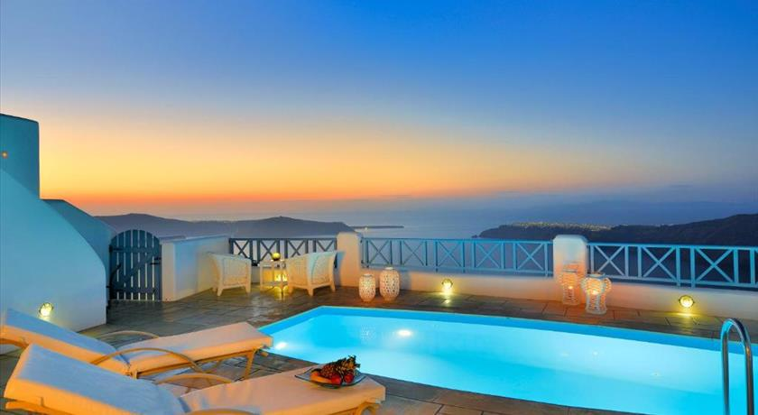 Absolute Bliss, Hotel in Imerovigli Caldera - Santorini View