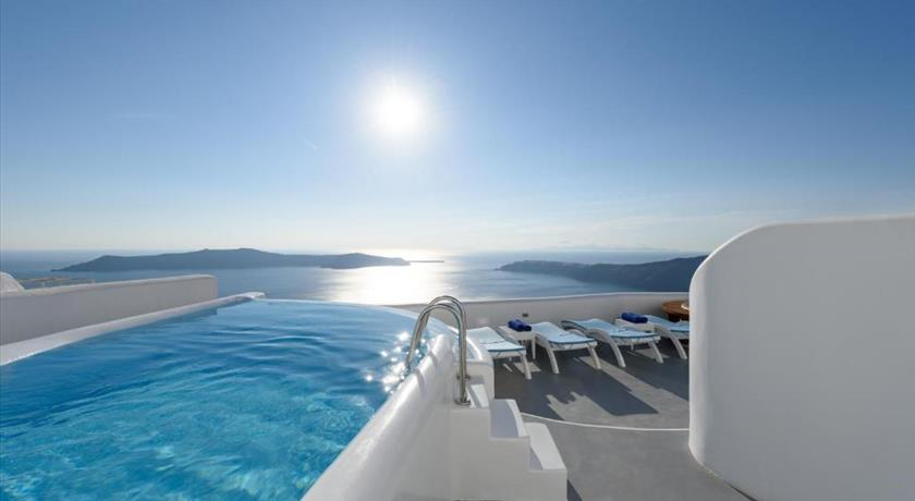 Abyssanto Suites and Spa, Hotels in Imerovigli, Greece - Santorini View