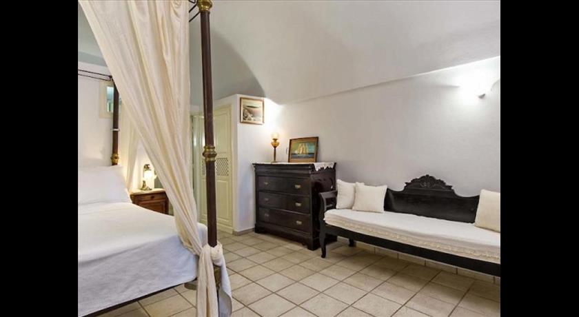 Villa Adam and Eve, Hotel in Imerovigli, Greece - Santorini View