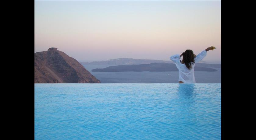 Aenaon Villas, Hotels in Imerovigli, Greece - Santorini View