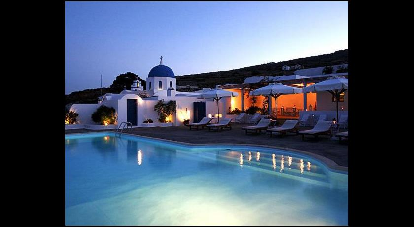 Aghios Artemios Traditional Houses, Hotels in Imerovigli, Greece - Santorini View