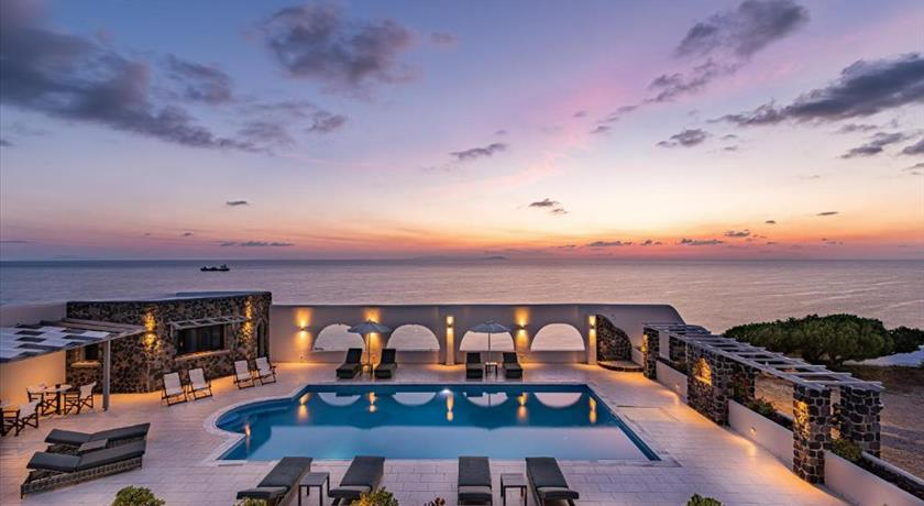AGIA IRINI in Santorini - 2019 Prices,Photos,Ratings - Book Now