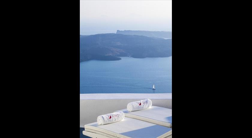 Aliko Luxury Suites, Hotel in Imerovigli, Greece - Santorini View