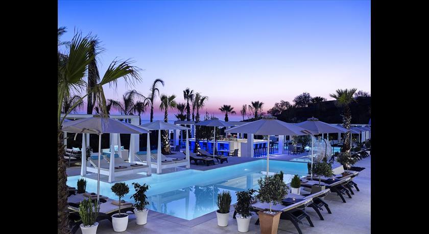 Aurora Luxury Hotel & Spa, Hotels in Imerovigli, Greece - Santorini View