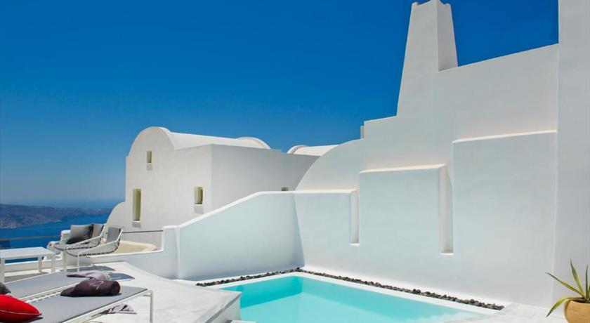 Avista Suites, Hotels in Imerovigli, Greece - Santorini View