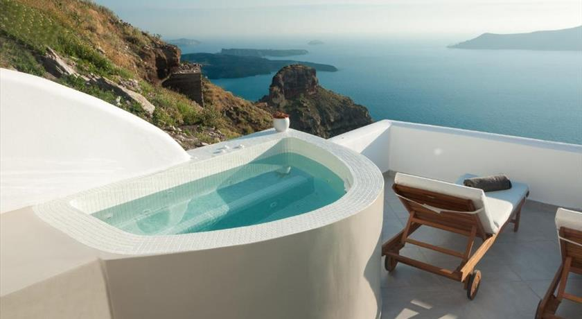 Caldera's Majesty, Hotels in Imerovigli, Greece - Santorini View
