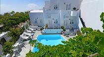 Casa Bianca, hotels in Imerovigli
