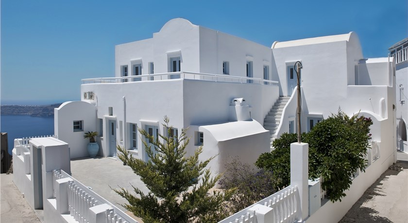 Casa Florina, Hotels in Imerovigli, Greece - Santorini View