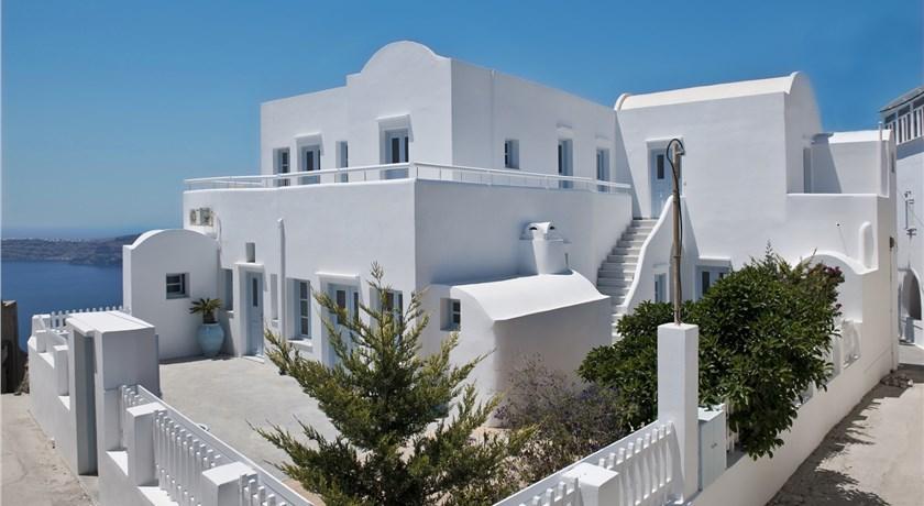 Casa Florina, Hotel in Imerovigli, Greece - Santorini View