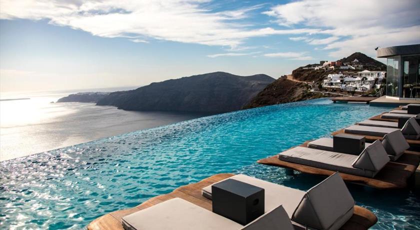 Cavo Tagoo Santorini, Hotels in Imerovigli, Greece - Santorini View