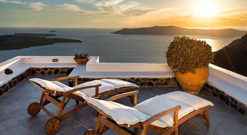 Holiday Home Coco and Belle, Hotels in Imerovigli, Greece - Santorini View