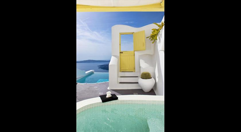 Dreams Luxury Suites, Hotel in Imerovigli Caldera - Santorini View
