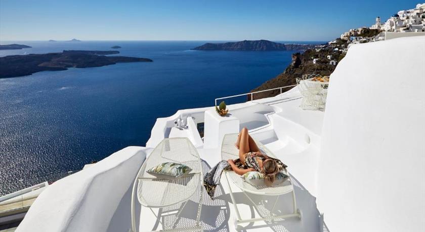 GITSA CLIFF LUXURY VILLA in Santorini - 2019 Prices,Photos,Ratings - Book Now