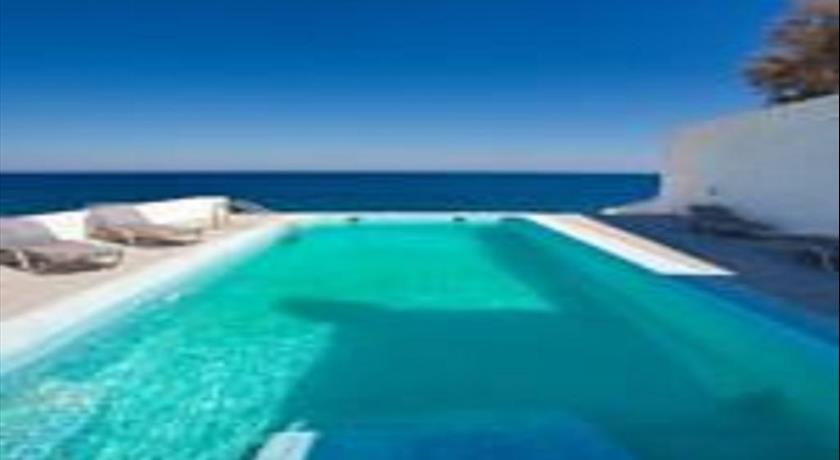 Grace Villa No1, Hotels in Imerovigli, Greece - Santorini View