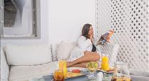 Iliovasilema Hotel & Suites, hotels in Imerovigli