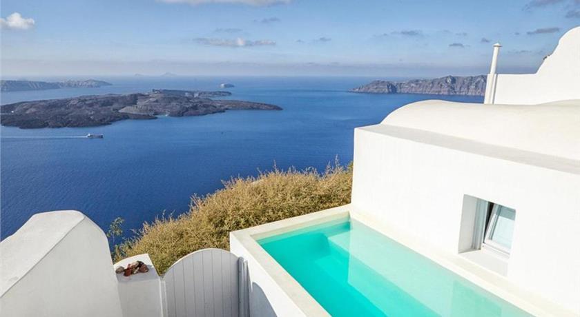 IMEROVIGLI VILLA SLEEPS 7 AIR CON WIFI in Santorini - 2019 Prices,Photos,Ratings - Book Now