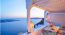 Imerovigli Villa Sleeps 7 Air Con WiFi, hotels in Imerovigli