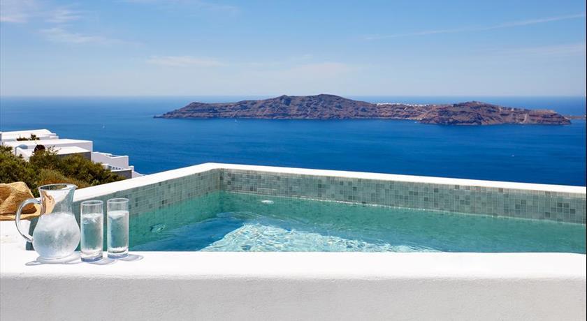 Kasimatis Studios, Hotels in Imerovigli, Greece - Santorini View