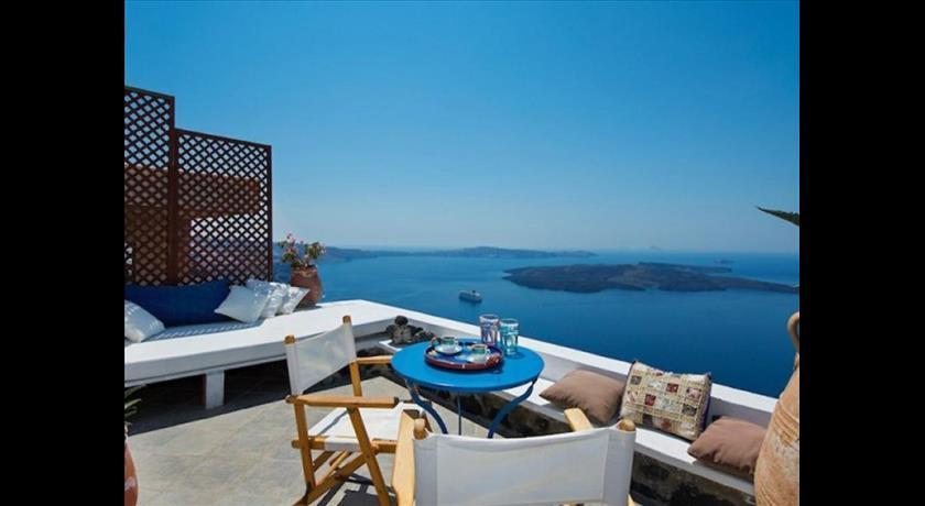 Villa Kayo, Hotels in Imerovigli, Greece - Santorini View