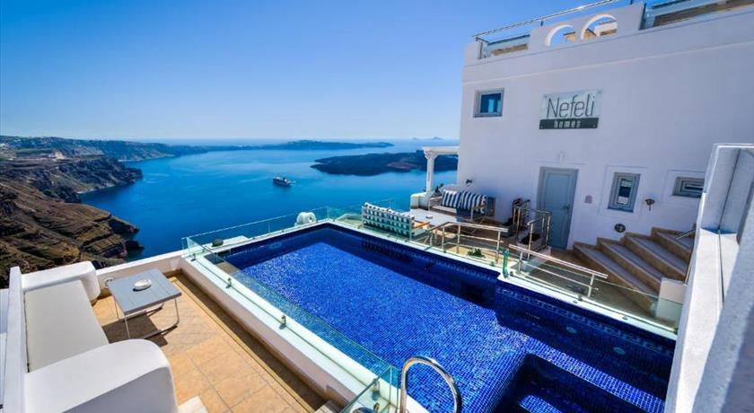 NEFELI HOMES in Santorini - 2019 Prices,VIDEO,Ratings - Book Now