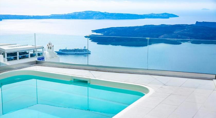 PEARL ON THE CLIFF in Santorini - 2019 Prices,Photos,Ratings - Book Now